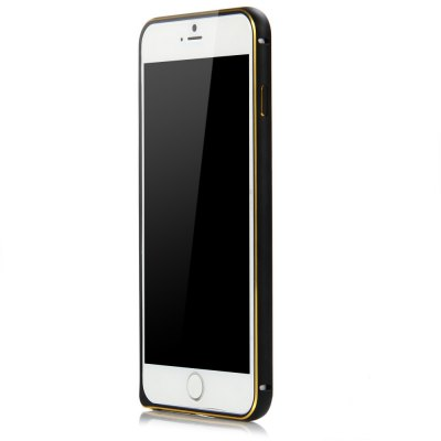 Slim PU Leather Back Cover Case with Metal Frame Buckle Bit Design for iPhone 6 Plus 6S Plus 5.5 inchesiPhone Cases/Covers<br>Slim PU Leather Back Cover Case with Metal Frame Buckle Bit Design for iPhone 6 Plus 6S Plus 5.5 inches<br><br>Features: Bumper Frame, Back Cover<br>Material: Metal, PU Leather<br>Style: Solid Color, Metallic, Ultra Slim<br>Color: White, Red, Brown, Black<br>Product weight : 0.033 kg<br>Package weight : 0.060 kg<br>Product size (L x W x H): 16.0 x 8.0 x 0.9 cm / 6.29 x 3.14 x 0.35 inches<br>Package size (L x W x H) : 16.5 x 8.5 x 1.5 cm / 6.48 x 3.34 x 0.59 inches<br>Package contents: 1 x Slim PU Leather Back Cover Metal Bumper Frame Case with Smart Buckle Bit Design for iPhone 6 Plus 6S Plus 5.5 inches