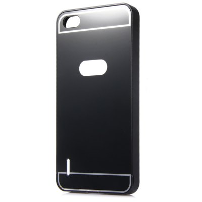 Thin PC Phone Cover Case with Mental Frame for HUAWEI Honor 6Cases &amp; Leather<br>Thin PC Phone Cover Case with Mental Frame for HUAWEI Honor 6<br><br>Compatibility: HUAWEI<br>Compatible Model: HUAWEI Honor 6<br>Features: Bumper Frame, Back Cover<br>Material: PC, Metal<br>Style: Solid Color<br>Color: Silver, Gold, Black<br>Product weight : 0.026 kg<br>Package weight : 0.050 kg<br>Product size(L x W x H): 14.3 x 7.3 x 0.9 cm / 5.62 x 2.87 x 0.35 inches<br>Package size (L x W x H) : 14.5 x 7.8 x 1.5 cm / 5.70 x 3.07 x 0.59 inches<br>Package Contents: 1 x Anti-scratch PC Back Cover Case with Aluminum Metal Bumper Frame for HUAWEI Honor 6