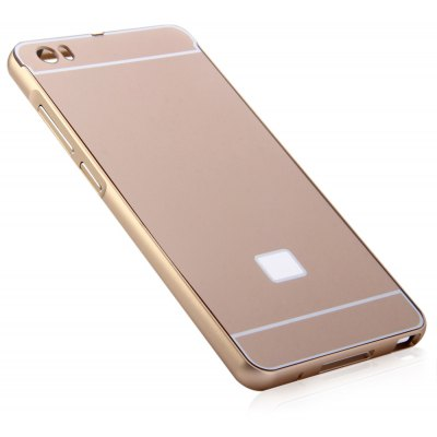Thin PC Phone Cover Case with Mental Frame for Xiaomi Note