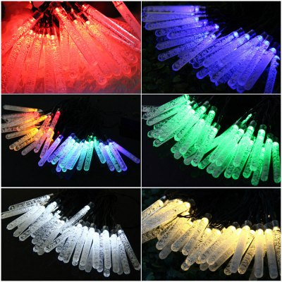 6.5m 30 LED Solar String Light for Xmas Party