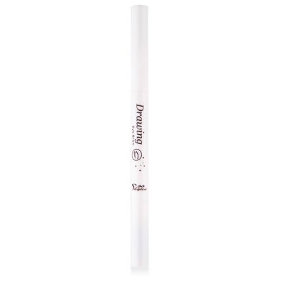 Women's Automatic Rotation Eyebrow Pencil with Eye Brows Brush Waterproof