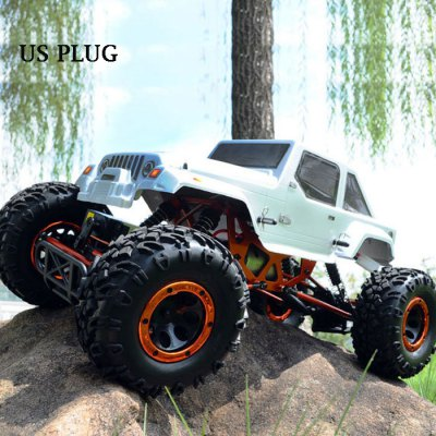 HSP 94880 1 / 8 Scale 2.4GH RC Rock Crawler Off-road Truck Fast Car Model with Shock Absorber
