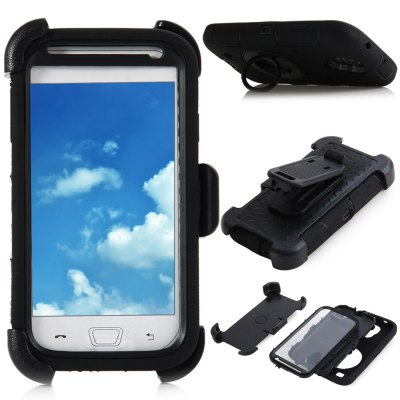 3 in 1 Cover Case for Samsung Galaxy S4