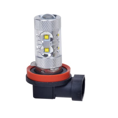 JMT - 219 H11 50W 10 CREE XBD 550Lm LED Car Light Fog LampLED Bi-pin Lights<br>JMT - 219 H11 50W 10 CREE XBD 550Lm LED Car Light Fog Lamp<br><br>Available Light Color: Cool White<br>Car light type: Fog Light<br>CCT/Wavelength: 6000-7000K<br>Connector: H11<br>Features: Easy to use, Low Power Consumption<br>Luminous Flux: 550Lm<br>Package Contents: 1 x H11 LED Car Light<br>Package size (L x W x H): 16 x 10 x 5 cm / 6.29 x 3.93 x 1.97 inches<br>Package weight: 0.075 kg<br>Product size (L x W x H): 5.7 x 3.9 x 3.1 cm / 2.24 x 1.53 x 1.22 inches<br>Product weight: 0.030 kg<br>Sheathing Material: Plastic<br>Voltage (V): DC 10-24V<br>Wattage (W): 50