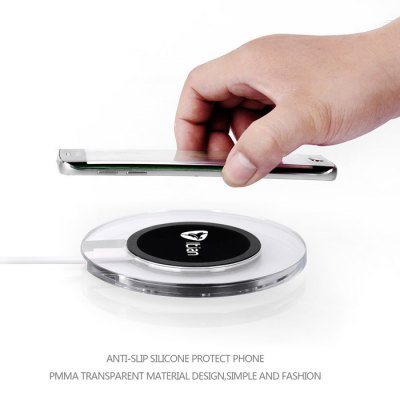 Itian A9 Qi Wireless Charger Transmitter Pad