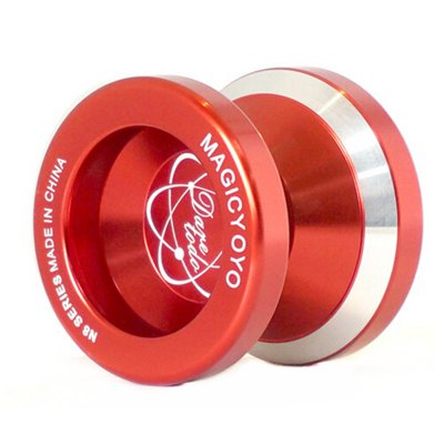 Magicyoyo N8 Dare To Do Aluminum Alloy Durable YoyoDolls &amp; Plush<br>Magicyoyo N8 Dare To Do Aluminum Alloy Durable Yoyo<br><br>Brand: Magicyoyo<br>Type: Yoyo<br>Age: Above 8 Years<br>Available Color: Blue, Red, Golden<br>Product Weight   : 0.067 kg<br>Package Weight   : 0.170 kg<br>Product Size (L x W x H)   : 5.65 x 5.65 x 3.57 cm / 2.22 x 2.22 x 1.40 inches<br>Package Size (L x W x H)  : 11 x 8 x 6.5 cm / 4.32 x 3.14 x 2.55 inches<br>Package Contents: 1 x N8 Magicyoyo, 1 x String