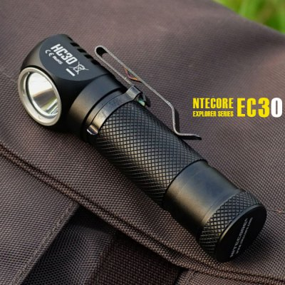 Nitecore HC30 Cree XM L2 U2 1000Lm LED HeadlampLED Flashlights<br>Nitecore HC30 Cree XM L2 U2 1000Lm LED Headlamp<br><br>Headlight Brand: Nitecore<br>Model: HC30<br>Main Emitters: Cree XM-L2 U2<br>Emitters Quantity: 1<br>Luminous Flux: 1000Lm<br>Peak Beam Intensity: 6600cd<br>Feature: Can be used as headlamp or bicycle light,Cooling Slot of High Efficiency,Stainless Steel Bezel,Tail Stand Capacity<br>Function: Camping,EDC,Exploring,Hiking,Household Use,Hunting,Night Riding,Seeking Survival,Walking<br>Switch Type: Clicky<br>Switch Location: Head<br>Mode: 8(Turbo; High; Mid; Low; Ultra Low/Micro; SOS; Strobe; Location Beacon)<br>Battery Type: 18650,CR123<br>Waterproof: IPX-8 Standard Waterproof (Underwater 2m)<br>Power Source: Battery<br>Working Time: 330h (max)<br>Reflector: Aluminum Smooth Reflector<br>Lens: Toughened Ultra-clear Double Glass Lens with Anti-reflective Coating<br>Beam Distance: 100-200m<br>Beam Angle: 100 degree<br>Impact Resistance: 1.5M<br>Body Material: Aircraft-grade Aluminum Alloy<br>Processing Technology: Aerospace Grade Aluminum Body with Anti Scratching Type III Hard Anodization<br>Available Light Color: White<br>Color: Black<br>Product weight: 0.040 kg<br>Package weight: 0.159 kg<br>Product size (L x W x H): 9.80 x 2.42 x 2.42 cm / 3.86 x 0.95 x 0.95 inches<br>Package size (L x W x H): 11.00 x 4.00 x 4.00 cm / 4.33 x 1.57 x 1.57 inches<br>Package Contents: 1 x Nitecore HC30 LED Headlamp, 1 x Headband, 1 x O-ring, 1 x Switch Cover, 1 x Clip