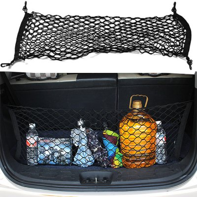 CS-315 90 x 30CM Car Rear Trunk Storage Organizer Net for Car Bus SUV