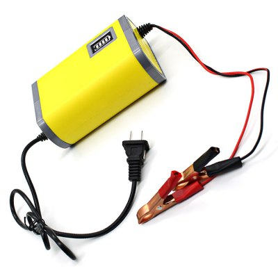 CS-326 Car Motorcycle Battery Charger