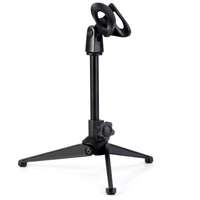 PC - 03 Desktop Microphone Tripod Stand Mount