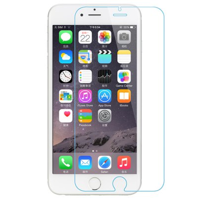 Rock 9H Hardness 0.3mm Tempered Glass Screen Protector High Sensitivity Film for iPhone 6S / 6S Plus