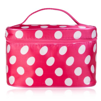 Guapabien Practical Polka Dot Print Storage Bag