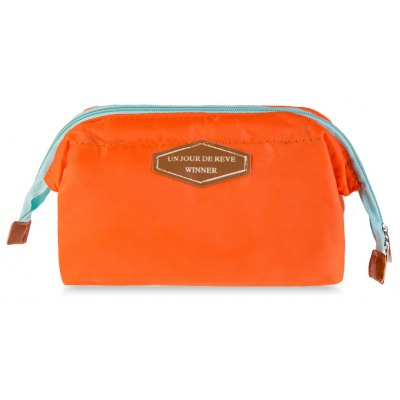 Convenient Exclusive Multifuctional Steel Frame Travel Storage Bag Toiletry Pouch