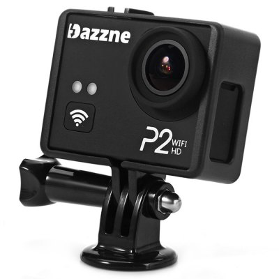 Dazzne P2 1080P WiFi Action Camera