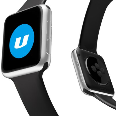 uWear Smart WatchSmart Watches<br>uWear Smart Watch<br><br>Brand: Ulefone<br>Bluetooth version: Bluetooth 4.0<br>Waterproof: Yes<br>Bluetooth calling: Phone call reminder,Phonebook<br>Messaging: Message reminder<br>Health tracker: Pedometer,Sedentary reminder,Sleep monitor<br>Remote Control: Camera remote,Music remote<br>Notification: Yes<br>Anti-lost: Yes<br>Find phone: Yes<br>Other Functions: Alarm<br>Groups of alarm: 5 sets<br>Alert type: Ring,Vibration<br>Locking screen : 2 kinds<br>Screen: 2.5D Capacitive Touch Panel<br>Screen resolution: 128 x 128 px<br>Screen size: 1.44 inch<br>Battery Capacity: 220mAh<br>Standby time: About 7 days<br>People: Unisex watch<br>Shape of the dial: Rectangle<br>Case material: Stainless Steel<br>Band material: Fluoroelastomer<br>Compatible OS: Android,IOS<br>Compatability: Android / iOS 5.0 or above system<br>Language: Deutsch,English,French,Italian,Portuguese,Russian,Simplified / TraditionalChinese,Spanish<br>Available color: Black,Silver<br>Dial size: 3.8 x 4.2 x 1.0 cm / 1.50 x 1.65 x 0.39 inches<br>Wearing diameter: 16 - 21 cm / 6.30 - 8.27 inches<br>Product size (L x W x H): 26.00 x 4.20 x 1.00 cm / 10.24 x 1.65 x 0.39 inches<br>Package size (L x W x H): 9.00 x 9.00 x 7.50 cm / 3.54 x 3.54 x 2.95 inches<br>Product weight: 0.045 kg<br>Package weight: 0.165 kg<br>Package Contents: 1 x uWear Smart Watch, 1 x Chinese and English Manual