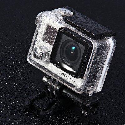 30M Waterproof Case for FIREFLY Sport DV Camcorder