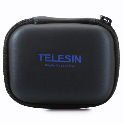 TELESIN Shockproof Protective Carry Case for Xiaomi Yi Action Camera