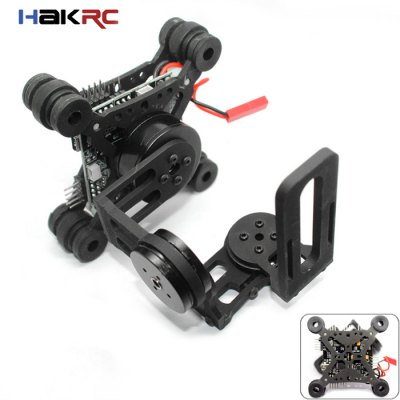 HAKRC Storm32 Brushless 3-axis Gimbal Gopro3  + Gopro4 Spare Part Lightweight