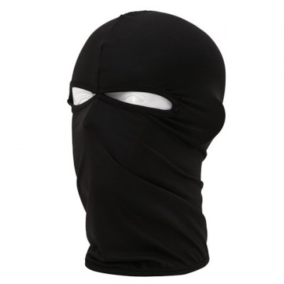 Solid Color Cycling Outdoor Protective Masked Hat For Men and Women