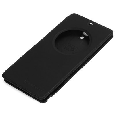 View Window Leather Protective Case for Kingzone N5