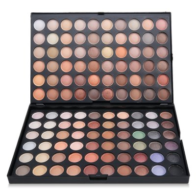 120 Colors  Eye Shadow Palette Earth Color Eyeshadow