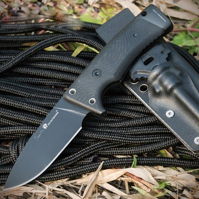 HX OUTDOORS Survival Straight Knife