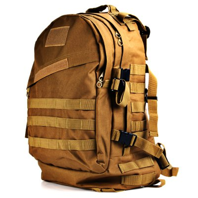 Tactics 45L A10 Backpack MultifunctionBackpacks<br>Tactics 45L A10 Backpack Multifunction<br><br>Bag Capacity: 45L<br>Capacity: Above 40L<br>Color: Soil<br>For: Climbing, Cycling, Hiking, Camping, Tactical, Traveling, Other<br>Package Contents: 1 x Tactics 45L A10 Backpack<br>Package size (L x W x H): 40.00 x 30.00 x 11.00 cm / 15.75 x 11.81 x 4.33 inches<br>Package weight: 0.8550 kg<br>Product size (L x W x H): 49.00 x 35.00 x 6.00 cm / 19.29 x 13.78 x 2.36 inches<br>Product weight: 0.7950 kg<br>Type: Backpack