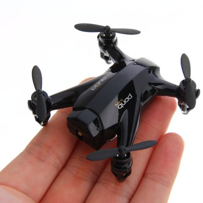 XINLIN X165 4 CH Mini 2.4G Quadcopter with Gyro Hover 360 Degree RolloverRC Quadcopters<br>XINLIN X165 4 CH Mini 2.4G Quadcopter with Gyro Hover 360 Degree Rollover<br><br>Age: Above 14 years old<br>Battery: 3.7V 120mA Lipo Battery<br>Brand: XINLIN<br>Built-in Gyro: Yes<br>Channel: 4-Channels<br>Detailed Control Distance: 20~25m<br>Features: Radio Control<br>Flying Time: 4~5mins<br>Functions: Up/down, Turn left/right, Speed up, Sideward flight, Hover, Forward/backward, 3D rollover, Slow down<br>Kit Types: RTF<br>Level: Beginner Level<br>Material: Plastic, Electronic Components<br>Mode: Mode 2 (Left Hand Throttle)<br>Model Power: Built-in rechargeable battery<br>Motor Type: Brushed Motor<br>Package Contents: 1 x Quadcopter, 1 x Transmitter, 1 x USB Cable, 1 x English Manual<br>Package size (L x W x H): 11.50 x 8.50 x 11.00 cm / 4.53 x 3.35 x 4.33 inches<br>Package weight: 0.1500 kg<br>Product size (L x W x H): 10.50 x 7.50 x 10.00 cm / 4.13 x 2.95 x 3.94 inches<br>Radio Mode: Mode 2 (Left-hand Throttle)<br>Remote Control: 2.4GHz Wireless Remote Control<br>Transmitter Power: 2 x AAA battery(not included)<br>Type: Quadcopter