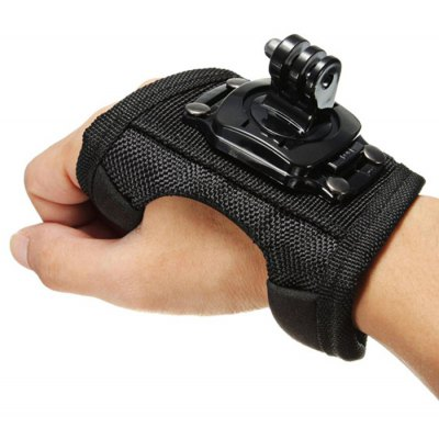 Palm Strap Wrist Hand Band Mount