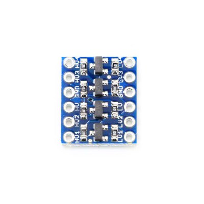 Logic Level Converter ModuleOther Accessories<br>Logic Level Converter Module<br><br>Package Contents: 1 x 4 Channel Logic Level Converter Module, 2 x Pin Header<br>Package Size(L x W x H): 8 x 5 x 0.4 cm / 3.14 x 1.97 x 0.16 inches<br>Package weight: 0.053 kg<br>Product Size(L x W x H): 1.5 x 1.3 x 0.3 cm / 0.59 x 0.51 x 0.12 inches<br>Product weight: 0.002 kg<br>Type: Logic Level Converter Module