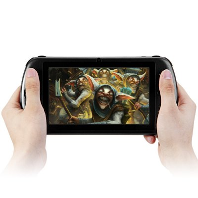 7 inch Gpd Q9 Game Tablet PCTablet PCs<br>7 inch Gpd Q9 Game Tablet PC<br><br>3.5mm Headphone Jack: Yes<br>3D Games: Supported<br>Additional Features: Browser, Gravity Sensing System, Java, Wi-Fi<br>Battery / Run Time (up to): 5 hours video playing time<br>Battery Capacity: 5000mAh<br>Brand: GPD<br>Camera type: Single camera<br>Charger: 1<br>Core: Quad Core, 1.8GHz<br>CPU: RK3288<br>CPU Brand: Rockchip<br>Front camera: 0.3MP<br>G-sensor: Supported<br>GPU: Mali T-764<br>IPS: Yes<br>Languages: Dutch,English,French,German,Italian,Portuguese,Russian,Spanish<br>MIC: Supported<br>Micro USB Slot: Yes<br>Mini HDMI: Yes<br>Music format: WAV, MP3, MP2, AAC, WMA, OGG<br>Note: If you need any specific language other than English and you must leave us a message when you checkout<br>OS: Android 4.4<br>Package size: 28.00 x 16.00 x 5.00 cm / 11.02 x 6.3 x 1.97 inches<br>Package weight: 0.8600 kg<br>Picture format: GIF, JPEG, PNG, BMP<br>Product size: 24.10 x 12.00 x 1.50 cm / 9.49 x 4.72 x 0.59 inches<br>Product weight: 0.3960 kg<br>RAM: 2GB<br>ROM: 16GB<br>Screen resolution: 1024 x 600 (WSVGA)<br>Screen size: 7 inch<br>Skype: Supported<br>Speaker: Supported<br>Support Network: WiFi<br>Tablet PC: 1<br>TF card slot: Yes<br>Type: Game Tablet<br>USB Cable: 1<br>User Manual (Chinese - English): 1<br>Video format: AVI, MP4, RMVB<br>WIFI: 802.11b/g/n wireless internet<br>Youtube: Supported