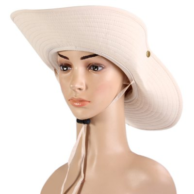Outdoor Quick Dry / Anti-UV / Skincare / Fashionable HatHats and Scarfs<br>Outdoor Quick Dry / Anti-UV / Skincare / Fashionable Hat<br><br>Color: Gray,Khaki<br>Functions: Sun Block, Stylish, Decoration, Windproof, Soft-touch, High quality, Sun protection<br>Package Contents: 1 x Outdoor Quick Dry Hat<br>Package size (L x W x H): 18 x 13 x 8 cm / 7.07 x 5.11 x 3.14 inches<br>Package weight: 0.130 kg<br>Product size (L x W x H): 41 x 41 x 2 cm / 16.11 x 16.11 x 0.79 inches<br>Product weight: 0.090 kg<br>Suit for head circumference: 58 cm