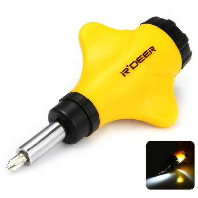 ROBUST DEER RT - 1617 15 in 1 Ratchet Screwdriver Set