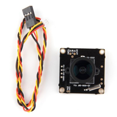 HD 700TVL CCD OSD D-WDR PCB 2.1mm Lens Camera for DIY Multicopter