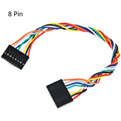 Dupont 8 Pin Jumper Wire Cable