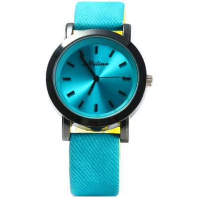 Mitina 259 Women Quartz Watch Japan Movtz with Big Dial Leather BandWomens Watches<br>Mitina 259 Women Quartz Watch Japan Movtz with Big Dial Leather Band<br><br>Available Color: Red,Blue,Brown,Gray,Plum<br>Band material: Leather<br>Brand: Mitina<br>Case material: Stainless Steel<br>Clasp type: Pin buckle<br>Display type: Analog<br>Movement type: Quartz watch<br>Package Contents: 1 x Mitina 236 Watch<br>Package size (L x W x H): 25 x 4.7 x 1.7 cm / 9.83 x 1.85 x 0.67 inches<br>Package weight: 0.086 kg<br>Product size (L x W x H): 24 x 3.7 x 0.7 cm / 9.43 x 1.45 x 0.28 inches<br>Product weight: 0.036 kg<br>Shape of the dial: Round<br>Style: Fashion&amp;Casual<br>The band width: 1.7 cm / 0.67 inches<br>The dial diameter: 3.7 cm / 1.45 inches<br>The dial thickness: 0.7 cm / 0.28 inches<br>Watches categories: Female table<br>Wearable length: 16.5 - 21 cm / 6.5 - 8.27 inches