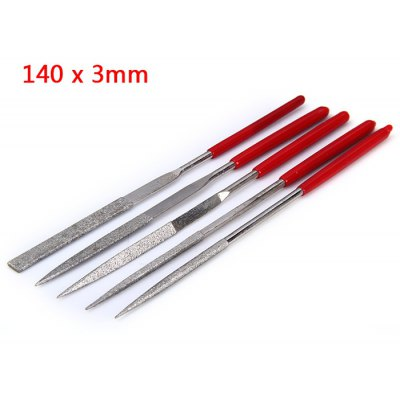 5 in 1 140 x 3mm File Kit