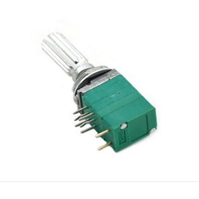 2 PCS MaiTech B50K Potentiometer with Switch 8PinSpeakers<br>2 PCS MaiTech B50K Potentiometer with Switch 8Pin<br><br>Material: Plastic + iron<br>Package Contents: 2 x Potentiometer<br>Package Size(L x W x H): 10 x 5 x 3 cm / 3.93 x 1.97 x 1.18 inches<br>Package weight: 0.063 kg<br>Product Size(L x W x H): 3.6 x 1.5 x 1 cm / 1.41 x 0.59 x 0.39 inches<br>Product weight: 0.011 kg<br>Type: Potentiometer