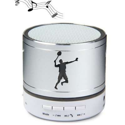 S - 810 Mini Bluetooth V2.1 Speaker