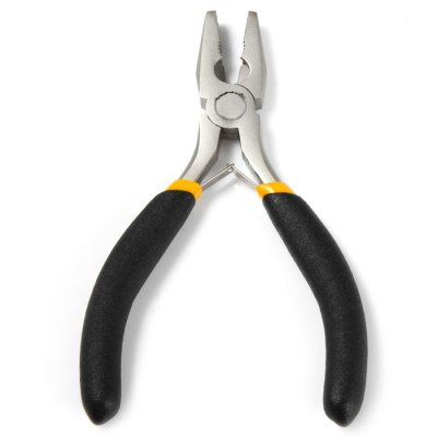 LODESTAR L203045 4.5 inch Flat Nose Combination PlierPliers<br>LODESTAR L203045 4.5 inch Flat Nose Combination Plier<br><br>Package Contents: 1 x LODESTAR L203045 4.5 inch Flat Nose Combination Plier<br>Package size (L x W x H): 18.5 x 8 x 2 cm / 7.27 x 3.14 x 0.79 inches<br>Package weight: 0.161 kg<br>Product size (L x W x H): 14 x 5.5 x 1 cm / 5.50 x 2.16 x 0.39 inches<br>Product weight: 0.072 kg