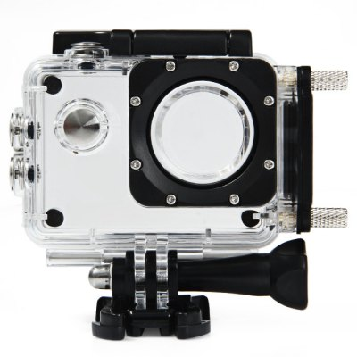 Original SJCAM Waterproof HousingAction Cameras &amp; Sport DV Accessories<br>Original SJCAM Waterproof Housing<br><br>Accessory type: Screw, Protective Cases/Housing, Backdoor Housing, Bracket<br>Apply to Brand: SJCAM<br>Brand: SJCAM<br>Compatible with: SJCAM 4000 plus, SJ4000<br>Compatible with fpv: Yes<br>For Activity: Wakeboarding, Universal, Surfing, Snowboarding, Skate, Motocycle, Kayaking, Dive, Boating<br>Material: Metal, Plastic<br>Package Contents: 1 x Original SJCAM Waterproof Case, 1 x Waterproof Case Backdoor Cover, 1 x Car Charger for Motorcycle (1.4m Cable Length),1 x USB Cable (1m Length), 1 x Motorcycle Mount, 2 x Rubber Plug, 2 x Long Sc<br>Package size (L x W x H): 18.00 x 16.00 x 7.00 cm / 7.09 x 6.3 x 2.76 inches<br>Package weight: 0.4000 kg<br>Product size (L x W x H): 9.50 x 5.50 x 9.00 cm / 3.74 x 2.17 x 3.54 inches<br>Product weight: 0.1030 kg<br>Waterproof: Yes