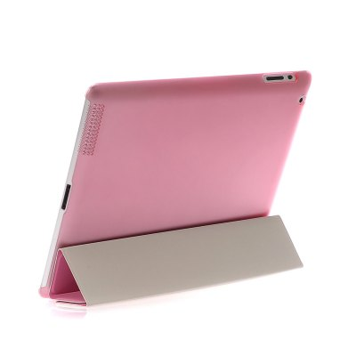 ASLING PC Cover Back Case for iPad 2 / 3 / 4iPad Cases/Covers<br>ASLING PC Cover Back Case for iPad 2 / 3 / 4<br><br>Brand: ASLING<br>Color: Black,Blue,Gray,Green,Orange,Pink,Purple,Red,White<br>Compatible for Apple: iPad 2/3/4<br>Features: Full Body Cases<br>Material: PC, PU Leather<br>Package Contents: 1 x Protective Case<br>Package size (L x W x H): 24.20 x 19.20 x 0.60 cm / 9.53 x 7.56 x 0.24 inches<br>Package weight: 0.230 kg<br>Product size (L x W x H): 24.00 x 19.00 x 0.50 cm / 9.45 x 7.48 x 0.2 inches<br>Product weight: 0.178 kg<br>Style: Solid Color