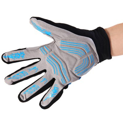 MOKE Full-finger Bicycle Gloves with Adjustable Elastic BandCycling Gloves<br>MOKE Full-finger Bicycle Gloves with Adjustable Elastic Band<br><br>Brand: MOKE<br>Color: Red,Blue<br>Features: Shock Absorption, Keep Warm, Windproof, Breathable<br>Package Contents: 1 x Pair of MOKE Full-finger Bicycle Gloves<br>Package size (L x W x H): 28 x 18 x 5.5 cm / 11.00 x 7.07 x 2.16 inches<br>Package weight: 0.122 kg<br>Product size (L x W x H): 23.5 x 11 x 3.5 cm / 9.24 x 4.32 x 1.38 inches<br>Product weight: 0.097 kg<br>Size: M,L,XL<br>Type: Full-finger