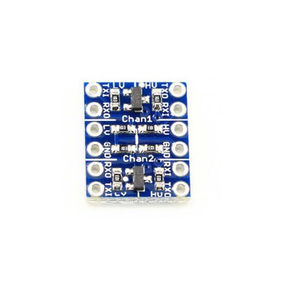 2 Channel 3.3V / 5V Logic Level Converter Module for Ardunio
