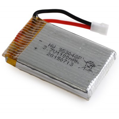 Extra Spare 3.7V 25C 1100mAh Battery for Syma X5SC X5SW Remote Control Quadcopter