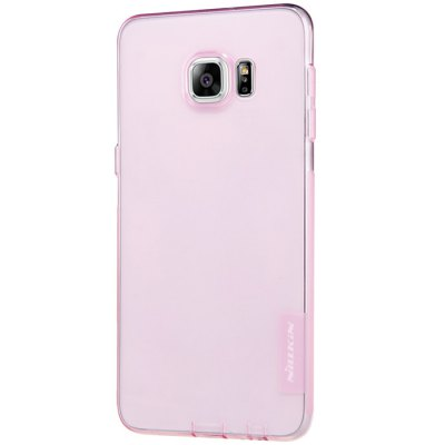 Nillkin Transparent TPU Phone Protective Back Cover Case with Ultrathin Design for Samsung Galaxy S6 Edge Plus аксессуар чехол samsung galaxy a3 2017 cojess tpu 0 3mm transparent