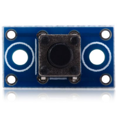 XD - 21B Key / Tact Switch ModuleBoards &amp; Shields<br>XD - 21B Key / Tact Switch Module<br><br>Mainly Compatible with: Ardunio<br>Package Contents: 1 x XD - 21B 6 x 6mm Key / Tact Switch Module<br>Package Size(L x W x H): 1.6 x 0.9 x 0.9 cm / 0.63 x 0.35 x 0.35 inches<br>Package weight: 0.032 kg<br>Product Size(L x W x H): 6 x 3.7 x 0.8 cm / 2.36 x 1.45 x 0.31 inches<br>Product weight: 0.001 kg<br>Type: Key / Tact Switch Module