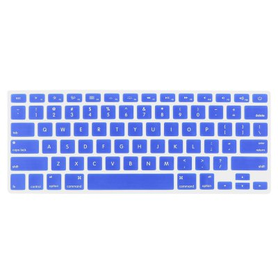 ENKAY Ultrathin Water-proof Silicone Protective Keyboard Sticker for MacBook Air 13.3 inch and MacBook Pro with Retina Display 13.3 / 15.4 inch mr northjoe universal anti dust plug for macbook air macbook pro with retina display 12 pcs