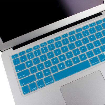 ENKAY Ultrathin Water-proof Silicone Material Protective Keyboard Film for MacBook Air 11.6 inchMac Keyboards<br>ENKAY Ultrathin Water-proof Silicone Material Protective Keyboard Film for MacBook Air 11.6 inch<br><br>Brand: ENKAY<br>Color: Pink,Black,White,Blue,Green,Light blue<br>Compatible with: MacBook Air 11.6 inch<br>Material: Silicone<br>Package Contents: 1 x Keyboard Film<br>Package size (L x W x H): 38.00 x 14.00 x 1.00 cm / 14.96 x 5.51 x 0.39 inches<br>Package weight: 0.0900 kg<br>Product size (L x W x H): 27.00 x 10.50 x 0.10 cm / 10.63 x 4.13 x 0.04 inches<br>Product weight: 0.0110 kg