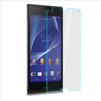 ASLING 0.26mm Tempered Glass Screen Protector Film for Sony Z3mini